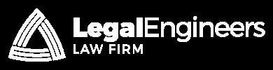 Legal Engineers Logo White